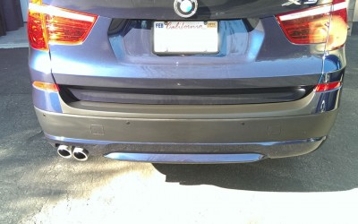 BMW-X3-Bumper-coating---After-2
