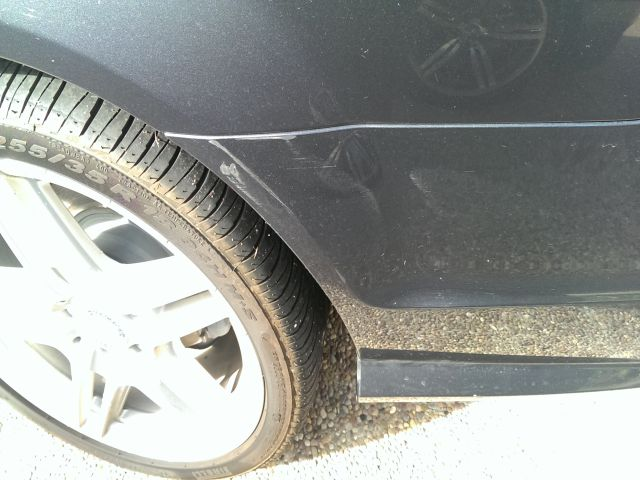 Hit and runs… AHHH!  TG for Car Touch Up Services!