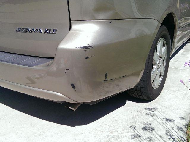 Car Paint Colors >> Car paint damage - Touch up a scrape - Automotive Touch Up ...